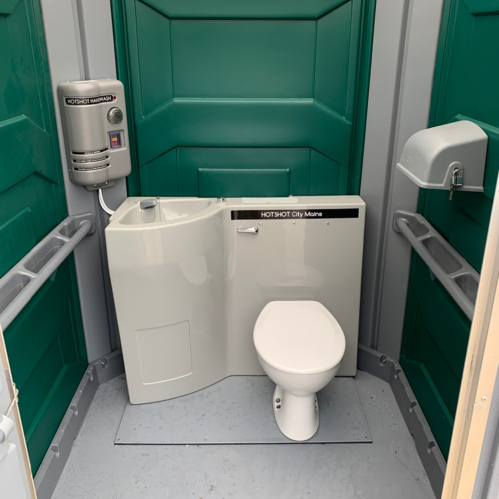 Disabled Mobile Toilet